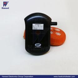AT6000 고정확도 테스트 결과 및 LCD 호흡 알코올 테스터 안전 드라이버