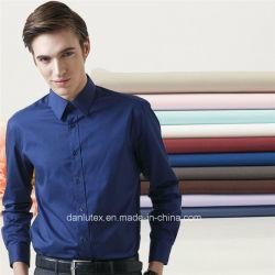 Aufbau-modales Polyester-Mischungs-Gewebe/modales Polyestermens-Hemd-Gewebe