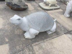 Scultura in tartaruga in granito grigio pietra naturale SF-ST-074 per giardini