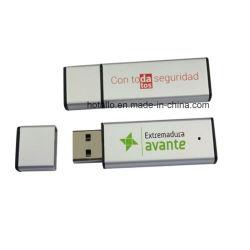Commerce de gros Aluminiun promotionnel lecteur Flash USB (A307) en version longue