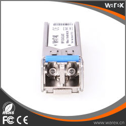 HPE H3C JD061A kompatible neue SFP 1310nm 1000BASE-EX 40km DDM LC Duplexlautsprecherempfänger-Baugruppe