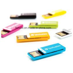 Mini trombone en plastique COB Stick USB Flash avec logo gratuit