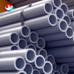 40mm UPVC irrigação preço do tubo de PVC e materiais de tubulação do tubo UPVC boa resistência à corrosão na China