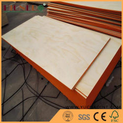 خشب الصنوبر رادياتا خشب الصنوبر 18 مم درجة C+/C للتغليف / التشييد