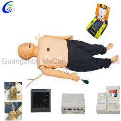 Medizinische Ausbildungs-komplettes Emergency Fähigkeit-Trainings-Modell