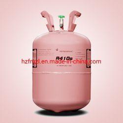 Vérin de jetables de haute pureté 25lb de réfrigérant R410A pour climatisation
