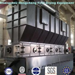 China secador de lecho fluido horizontal
