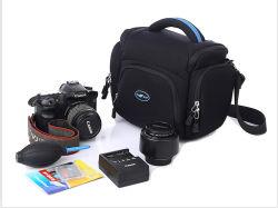 Sacchetto professionale della cassa della macchina fotografica di Digitahi spalla impermeabile di qualità della singola (CY1828)