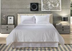 Luxus-Baumwollhotel-Bett-Blatt-Bettwäsche-Bettwäsche-Set 100%