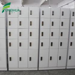 Elektrisches HPL Vorstand-Speicher-Schließfach für Supermarkt