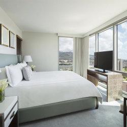 El diseño de madera mayorista Royal Suite Hotel Grand Hyatt Dubai Hotel Muebles de Dormitorio