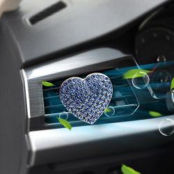 Abraçadeira do tubo de respiro de automóveis de luxo Ambientador Perfume