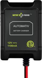 Chargeur de batterie de voiture 12 V avec mainteneur Samrt Chargeur de batterie automatique