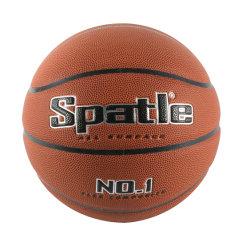 Formato di cuoio 7 di pallacanestro del PVC personalizzato marchio