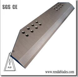 Los tres lados Barbero Cizalla guillotina fija convertir cuchilla cortadora de papel
