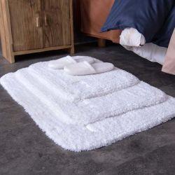 Hotel de luxo 100% algodão banho antiderrapagem / Lavável Carpet (CCI834)