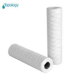 Chaîne de haute qualité des cartouches de filtrage de la plaie/PP Filtre de la plaie de chaîne de fils