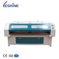 De het de automatische het Voeden Stof/Leer/Wol van de Laser Scherpe Machine 1610 voor Deken/Tapijt