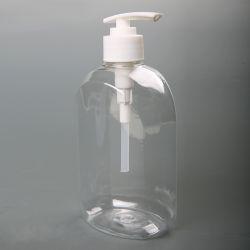 500ml vides en plastique PET Bouteille de lavage des mains distributeur