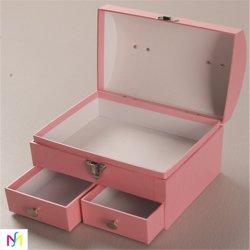 Nouvelle conception du papier dur boîte cadeau magasin des produits de soins cosmétiques et de la peau