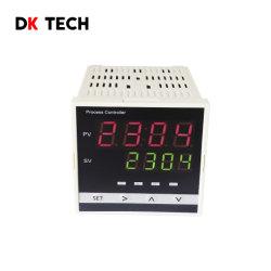 Dk2304p 정밀도 점 온도 조절기 온도 압력 교류 측정 난방과 냉각 산출 통제