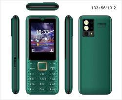 الطراز الجديد شريط محمول مزود بلوحة مفاتيح مزودة بلوحة مفاتيح كبيرة لبطاقة SIM مزدوجة الهاتف 2g GSM 2.4 بوصة M323