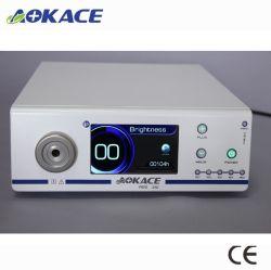 A endoscopia médica Fonte de luz fria da câmara LED/ Ent Fonte de luz fria Cirúrgica do LED