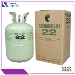 99,9 % 13,6 kg ménage Climatiseur Gaz réfrigérant R22 pour système de CVC