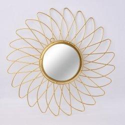 Nuovo specchio del metallo di arte del metallo per la decorazione domestica