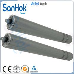 Degli acciai inossidabili 90 o 180 della fabbrica rullo affusolato godronatura scanalato grado per la macchina passante materiale