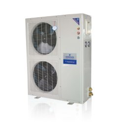 Type de boîte de plein air pour congélateur salle de l'unité de condensation
