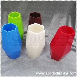 Kleurrijke flesvormige Acrylic Craft Home Decoratie