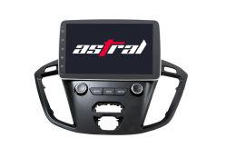 (OEM Fabrikant) Doorwaadbare plaats Tourneo/GPS van de Doorgang AutoDVD van de Navigatie TV Media Player van de Doorgang 150/250/350/350HD 2013-2019 Systeem van het Van verschillende media van het Vermaak Radio Audio