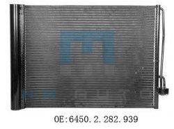중국 공급자 새 모델 OEM6450.2.282.939 자동 AC 공기 상태 콘덴서 BMW 7 시리즈 02-06
