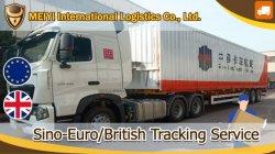 Sino - ユーロトラック輸送総合エージェント : 中国から欧州へのトラック輸送