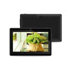 선전용 7 인치 정제 PC 3G/4G 쿼드 코어 1GB 16GB WiFi Bluetooth 이중 사진기는 최신 판매를 메모장에 기입한다