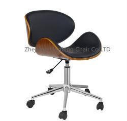 Pelle legno di Bentwood Ufficio Scuola Visitor Training Chair