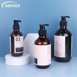 محبوبة فارغة مخصصة البلاستيك قمل Sanitizers 200/300/500 مل Soap Shampo زجاجة حطب مضخة مرطب الكحول