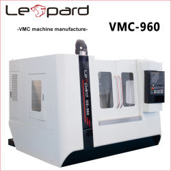 Macchina verticale di CNC di alta precisione economica