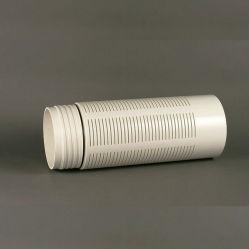 Intelaiatura del pozzo d'acqua del PVC dell'estremità di filetto e tubo a livello dello schermo