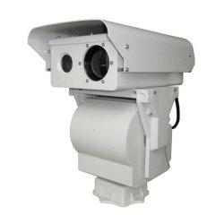 640X512 나이트 비전 레일웨이 보안 감시 PTZ 열 카메라
