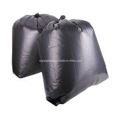 Большой черный пластиковый лоток гильзы с более сильным Star-Seal нижней части