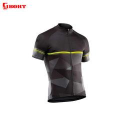 Aibort China Verão Personalizado Pro Team homens 6XL para andar de bicicleta Jersey