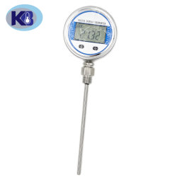 Résistance thermique PT100 Jauge thermomètre de température