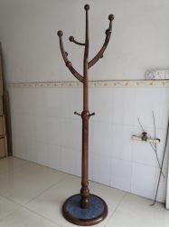 Домашняя мебель напольные переносные деревянные висящей одежде тонкий слой для установки в стойку