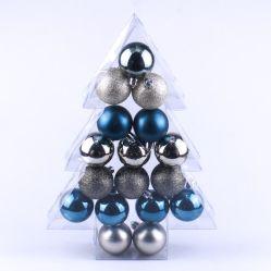 Les boules de Noël Forme d'arbre d'Ornements boules de Noël de package