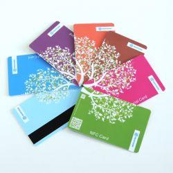 La seguridad Mifare DESFire EV1 EV2 2K 4K 8K RFID de interfaz dual Smart Card