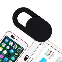 Couvercle de caméra Webcam portable couvrir curseur de l'aimant de l'obturateur plastique Antispy couvercle de caméra universelle pour ordinateur portable MacBook PC la vie privée de l'iPad