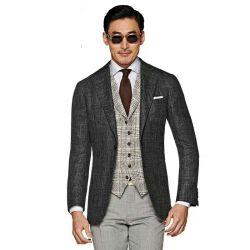 Ropa de moda ropa hombre Ocio trajes de vestir traje de los hombres a medida
