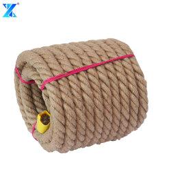 32mm 3 brins de torsion de la corde naturelle le cordage en sisal corde de manille Jute corde